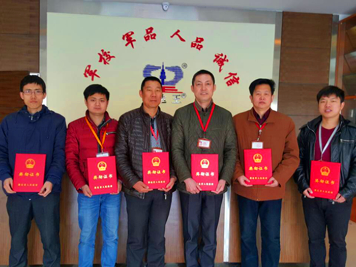 Radarking Won Science and Technology Progress Award in Hubei Province